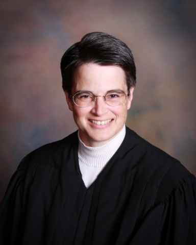 Judge Latta Portrait